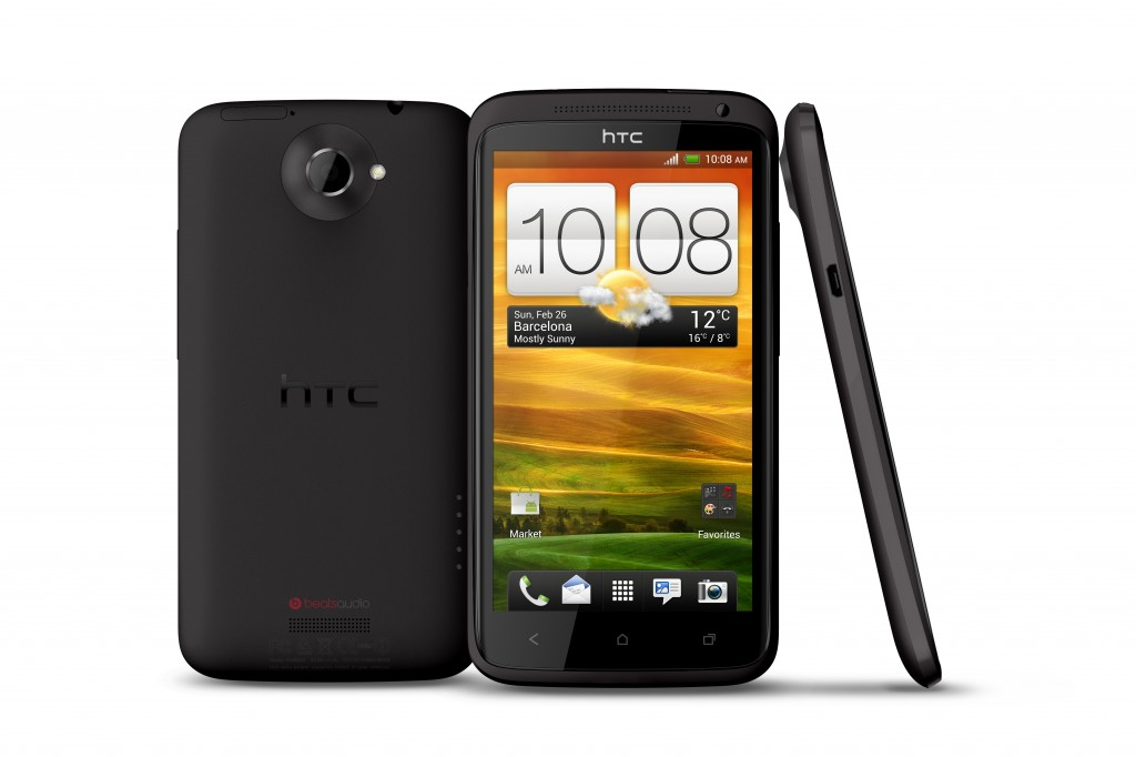 PlayfulDroid Top 5 Best Android Phone For 2012 HTC One X