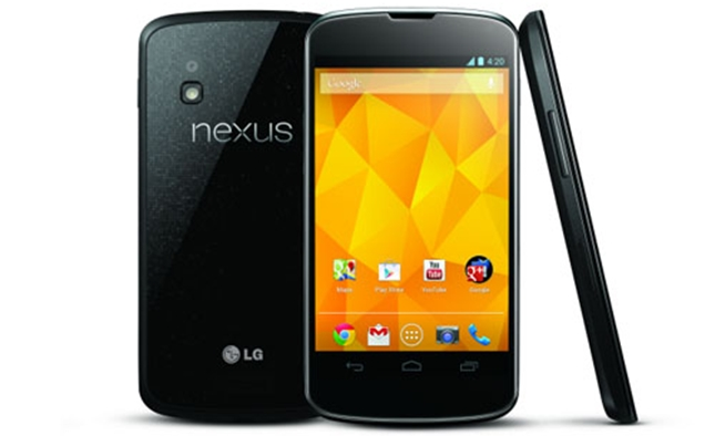 Nexus 4 set to hit Virgin Mobile soon in Canada