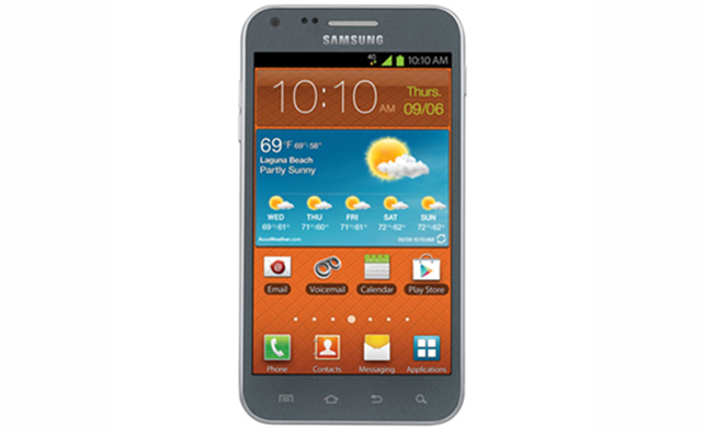 TITANIUM SAMSUNG GALAXY S2 IS NOW AVAILABLE FROM BOOST MOBILE