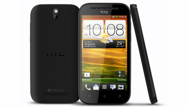 HTC One SV is now officially announced in the UK