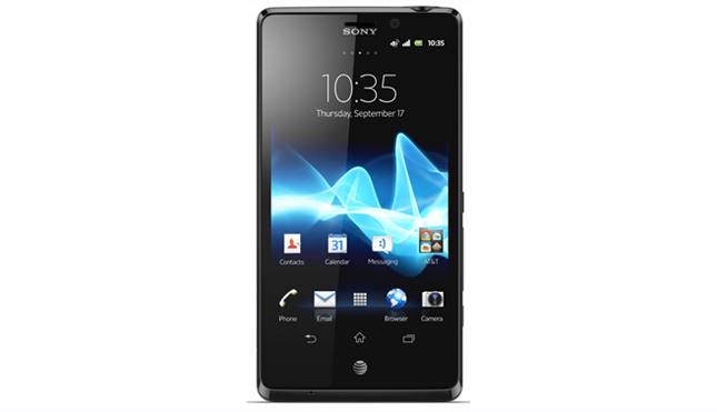Video depicts Sony Xperia TL running on Jelly Bean