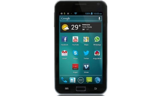 Kogan unveils their latest 5-inch budget Agora smartphone