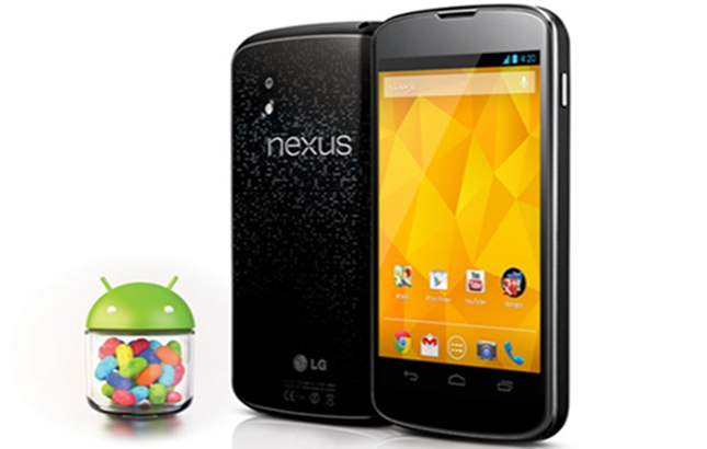 Nexus 4 set to hit Wind Mobile on February 4