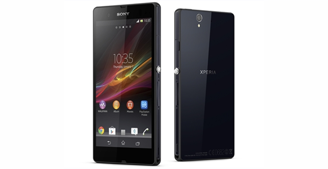 Sony Xperia Z set to arrive in Australia during March