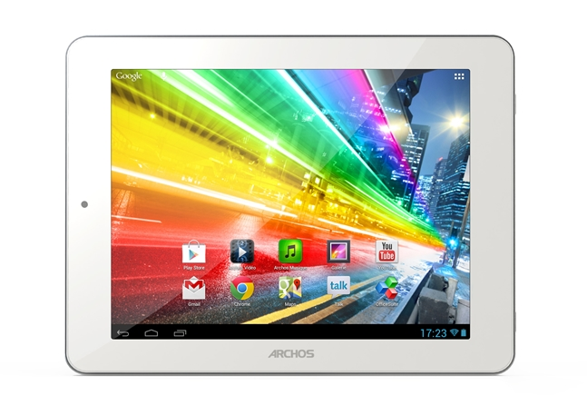 Archos officially announce the Platinum tablets series