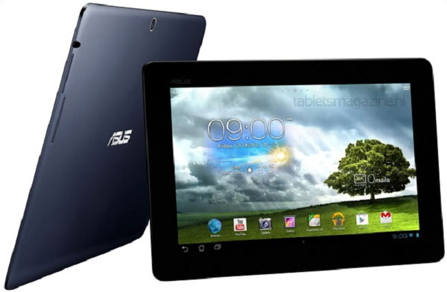 Press image for Asus MeMO Pad 10 has been leaked