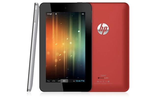 HP Slate 7 tablet will be arriving in April