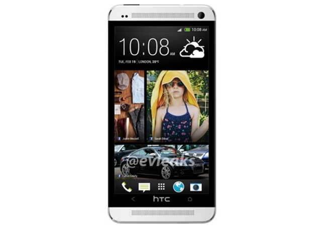 Pricing and release date of HTC One for US carrier was leaked