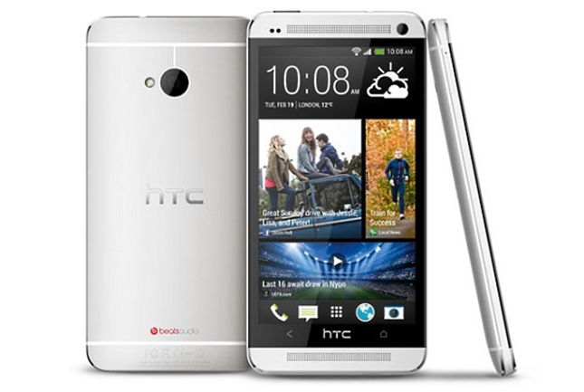 Android 4.4.2 update for HTC One
