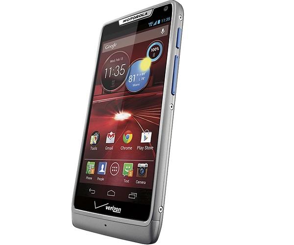 Motorola Droid RAZR M available in platinium color through Best Buy