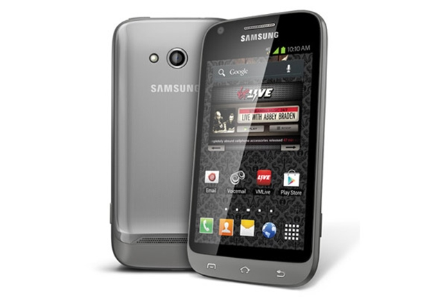 Samsung Galaxy Victory 4G hits Virgin Mobile