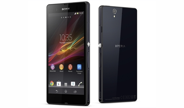 Pre-orders for Sony Xperia Z already sold out in several markets