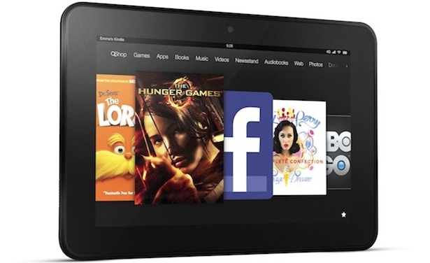 Amazon reduced the price for the Kindle Fire HD 8.9