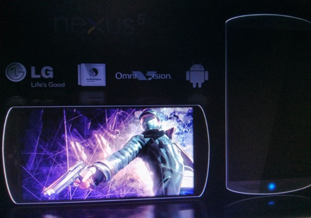 Is this the upcoming LG Nexus 5 ?