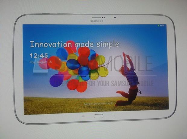 Leaked : Samsung Galaxy Tab 3 Plus to run on Exynos 5410 octa-core CPU