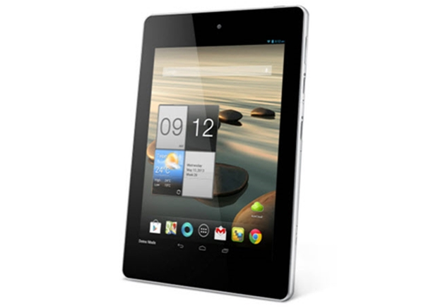 Acer officially unveiled their latest Iconia A1 tablet