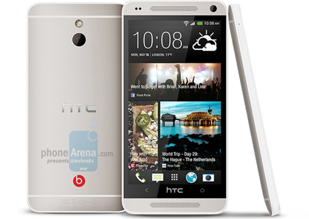 HTC M4 : The smaller version of the HTC One?