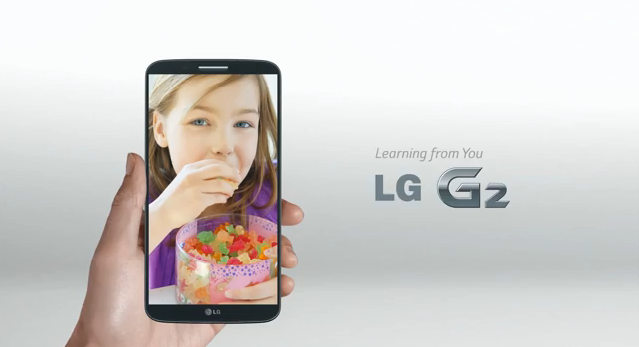 LG G2 will come to Canada on September 27th