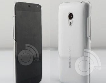 Leaked photos of the upcoming Meizu MX3 is now available