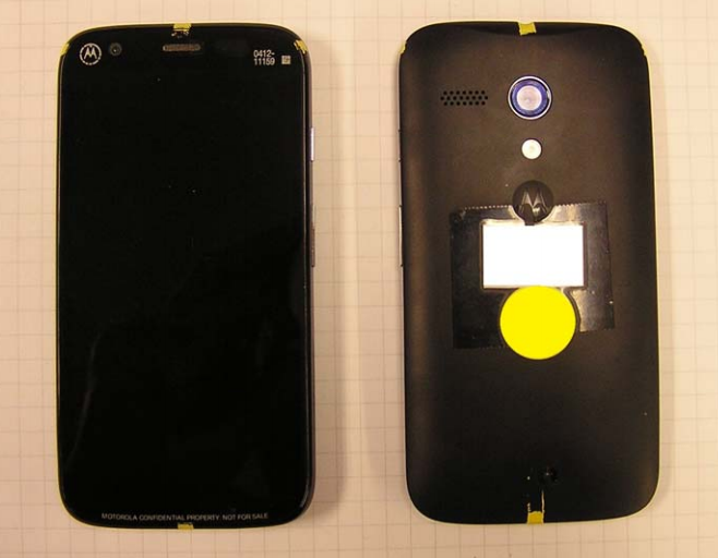 Motorola DVX spotted in new FCC documents