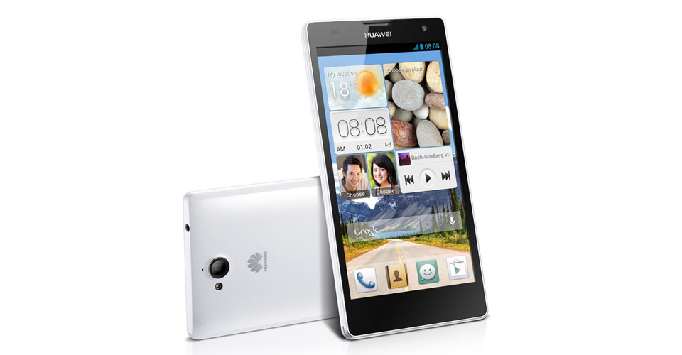 How to root Huawei Ascend G740