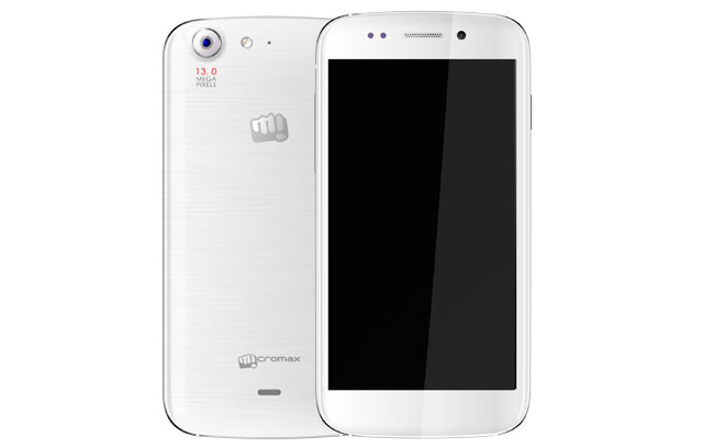 How to root the Micromax Canvas 4 A210