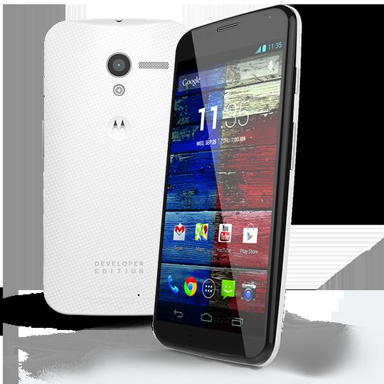 Android 4.4.2 update hits Motorola Moto X