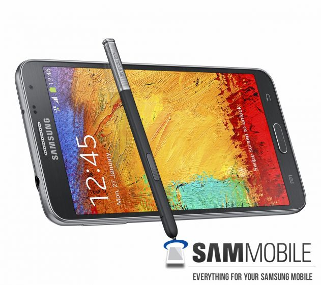 Samsung Galaxy Note 3 Neo press iamage Leaked