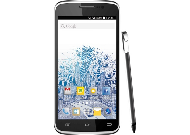 Spice Pinnacle Stylus Mi-550 Specifications