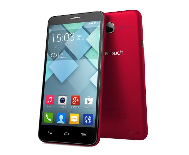 How to root Alcatel One Touch Hero