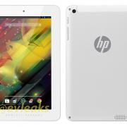 HP Leaked Tablet