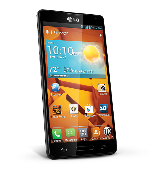 How to root LG Optimus F7