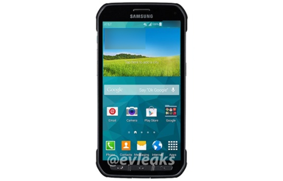 Samsung Galaxy S5 Active leaked