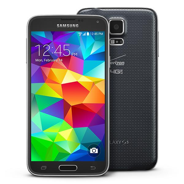 Verizon Galaxy S5