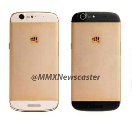 Micromax Canvas Gold A300 Leaked