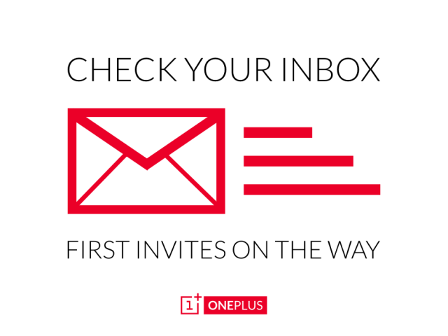 First wave of OnePlus One invites has been rolled out