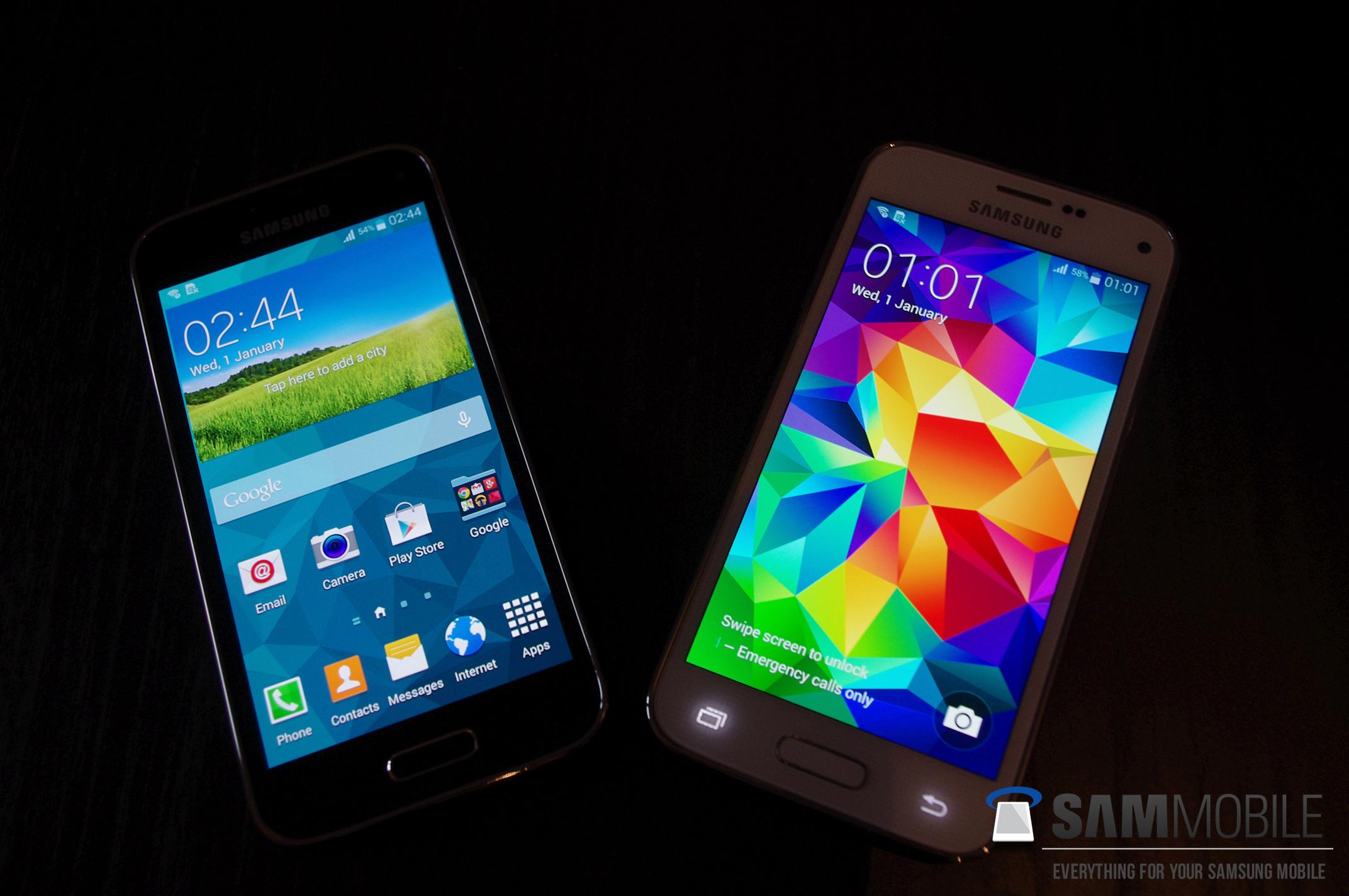 Samsung Galaxy S5 Mini Leaked 1