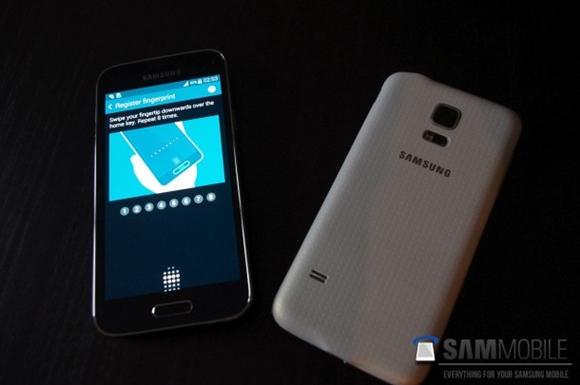 Samsung Galaxy S5 Mini Leaked 2
