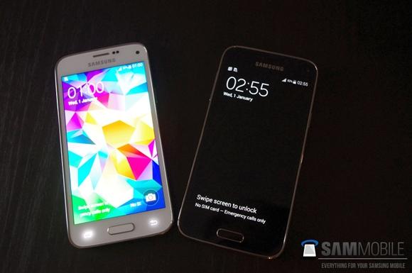 Samsung Galaxy S5 Mini Leaked 4