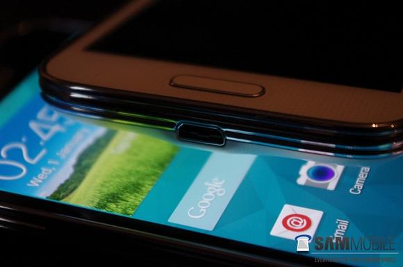 Samsung Galaxy S5 Mini Leaked 5