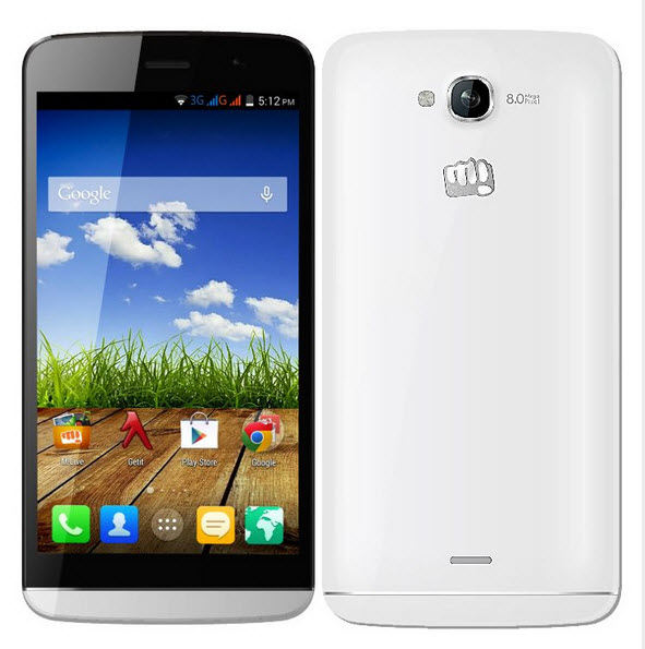 How to root Micromax Canvas L A108