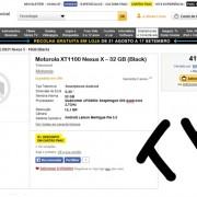 Nexus X Leaked via retailer