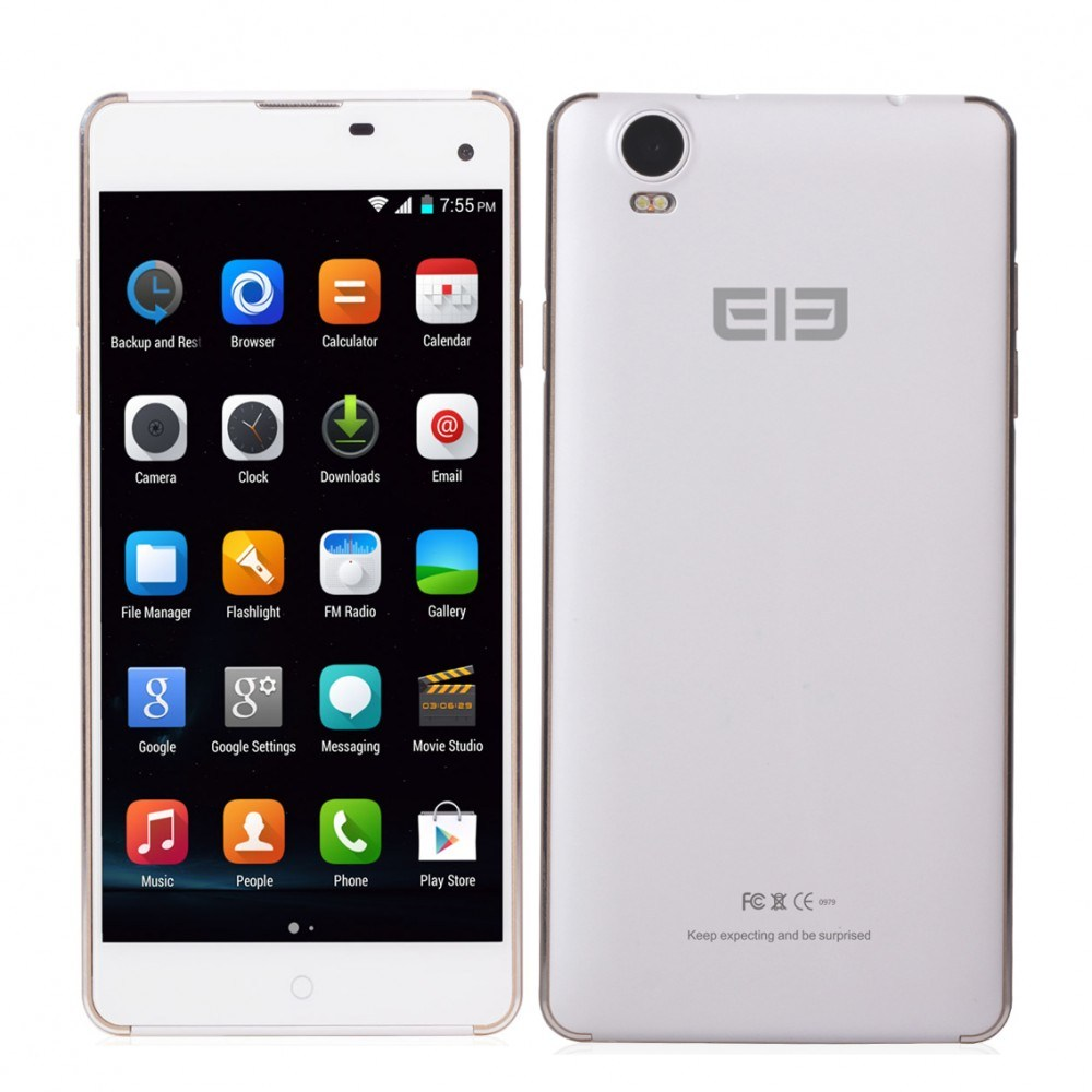 How to root Elephone G7 Precious