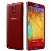 Velvet Red Galaxy Note 4