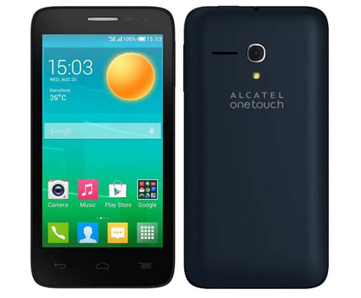 How to root Alcatel Pop D1