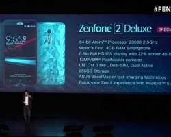 Asus Zenfone 2 Deluxe Special Edition has been unveiled in Brazil