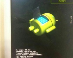 Huawei Nexus Bootloader appears in the wild!