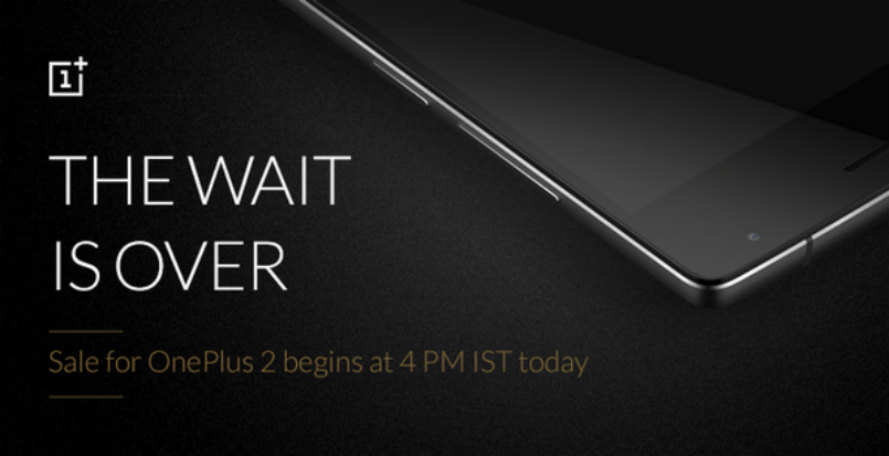 OnePlus 2 is now up for grabs for those who have an invite