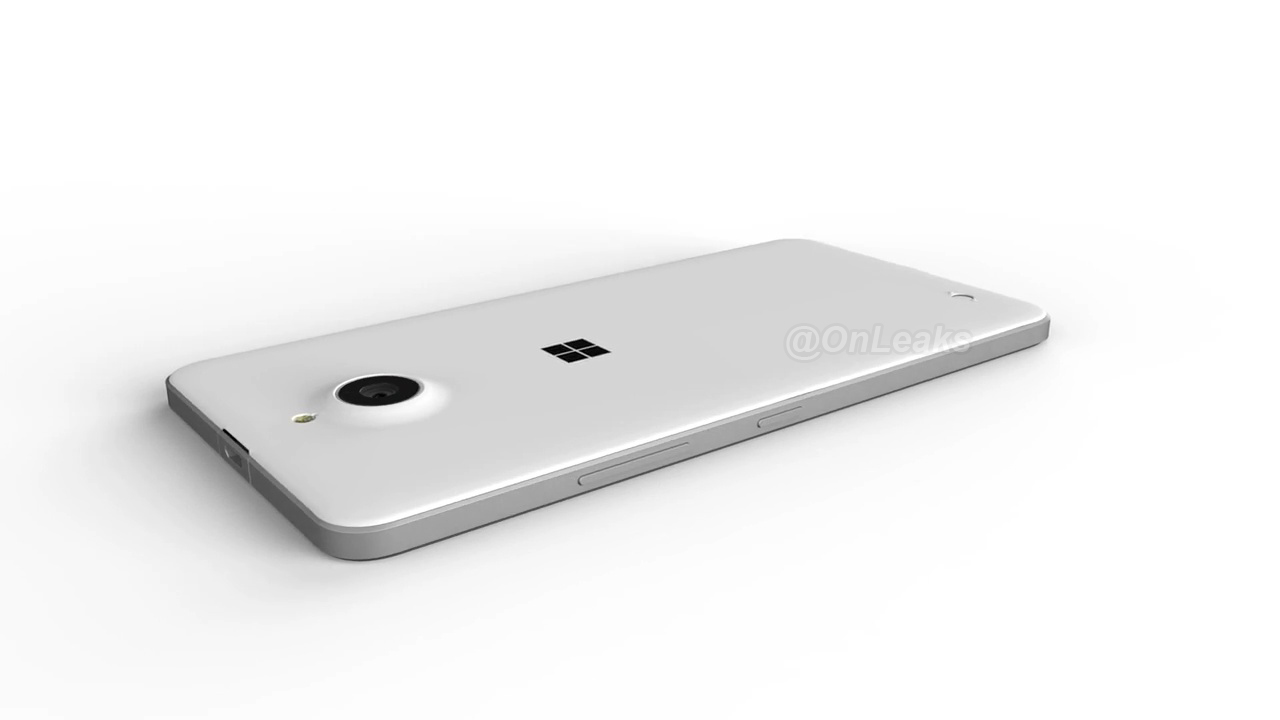 Upcoming Microsoft Lumia 850 renders have been leaked