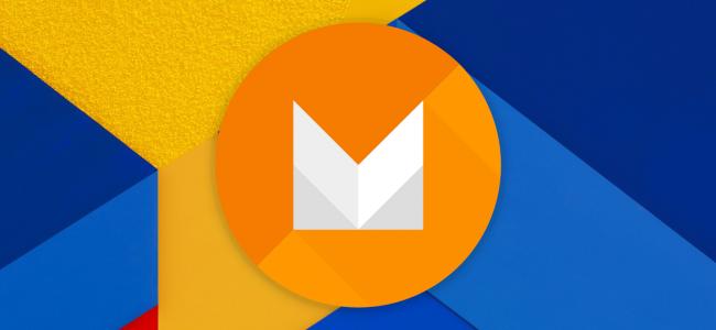 Android 6.0 Marshmallow 1